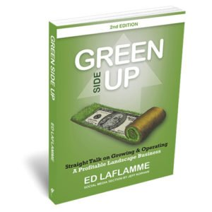 Ed Laflamme - Author - Green Side Up